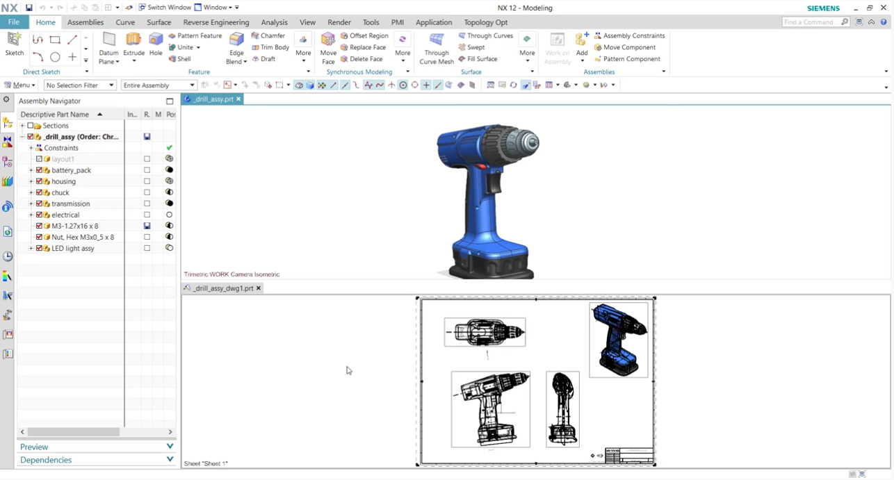 Videos: What's new in Siemens NX