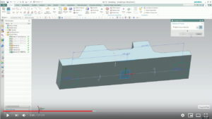 Siemens NX Part Design – Basic Features (Part 2)
